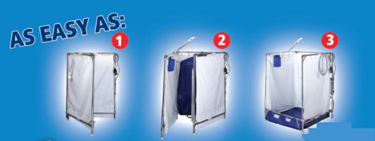 Image Result For Portable Shower For Handicap